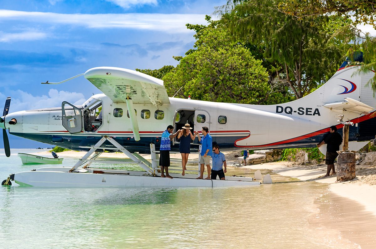 Mamanuca Islands - Resorts - Pacific Island Air