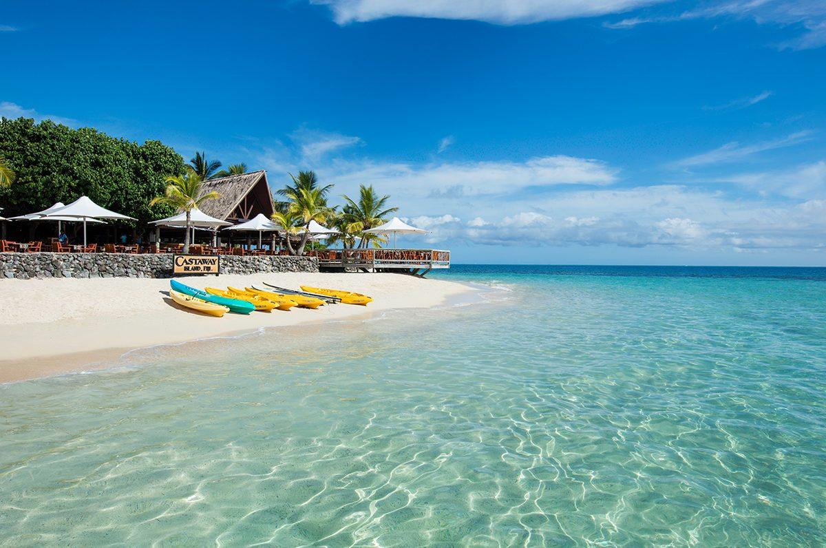 Mamanuca Islands - Resorts - Castaway Island Fiji