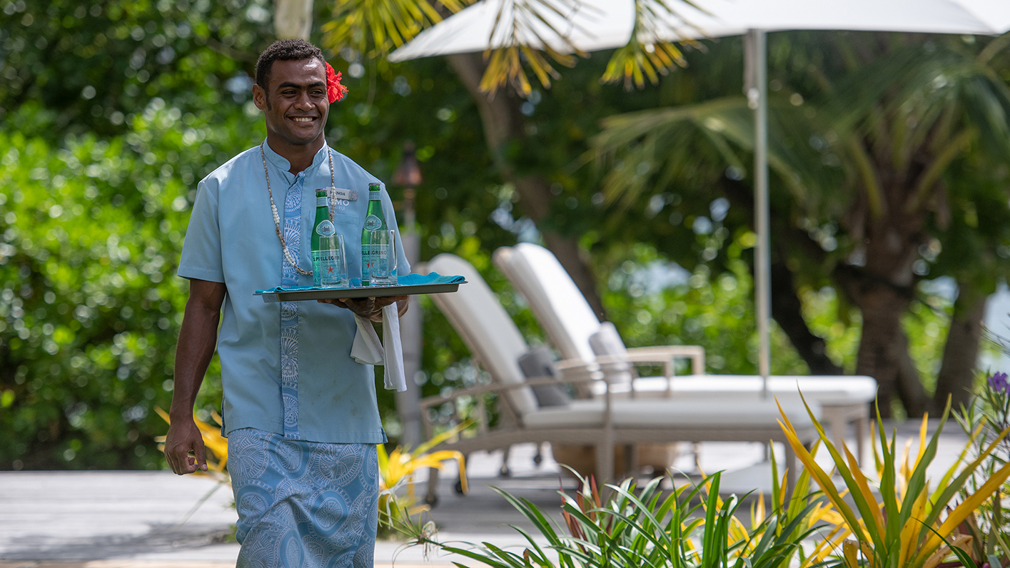 Mamanuca Islands - Resorts - Vomo Island Fiji