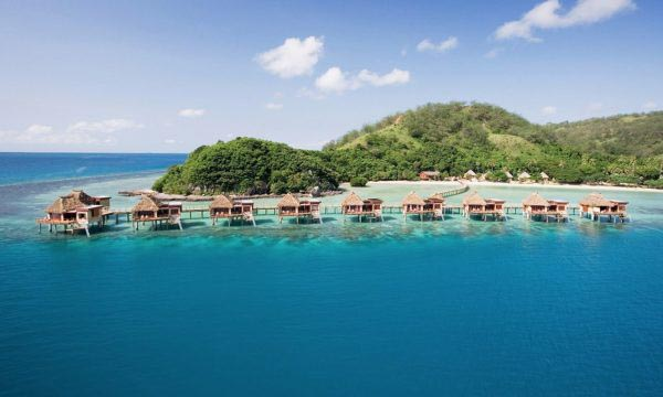 Mamanuca Islands - Resorts - Likuliku Lagoon Resort