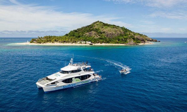 Mamanuca Islands - Transport - South Sea Cruises