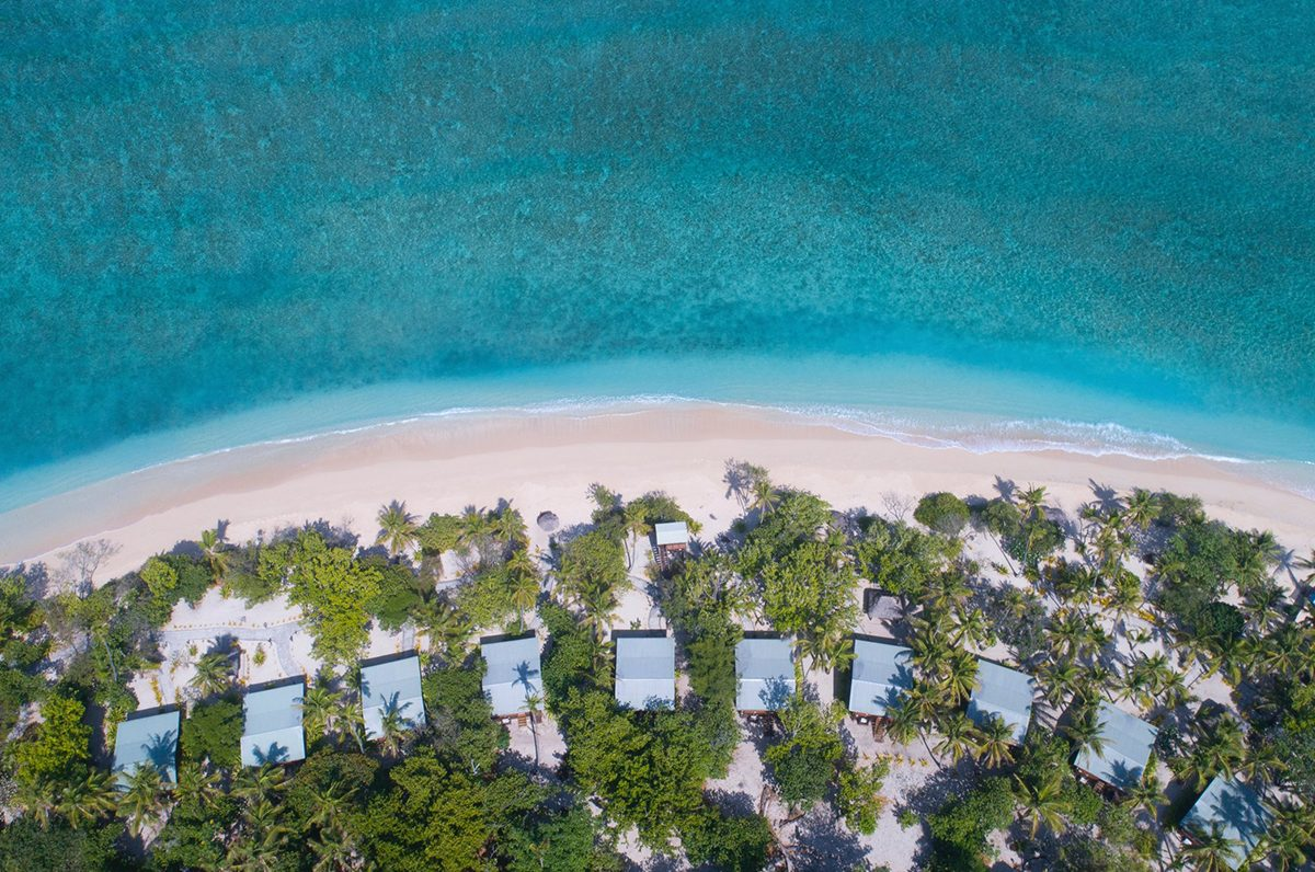 Mamanuca Islands - Resorts - Tavurua Island Resort