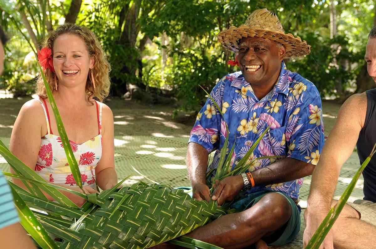 Mamanuca Islands - Resorts - Treasure Island Resort