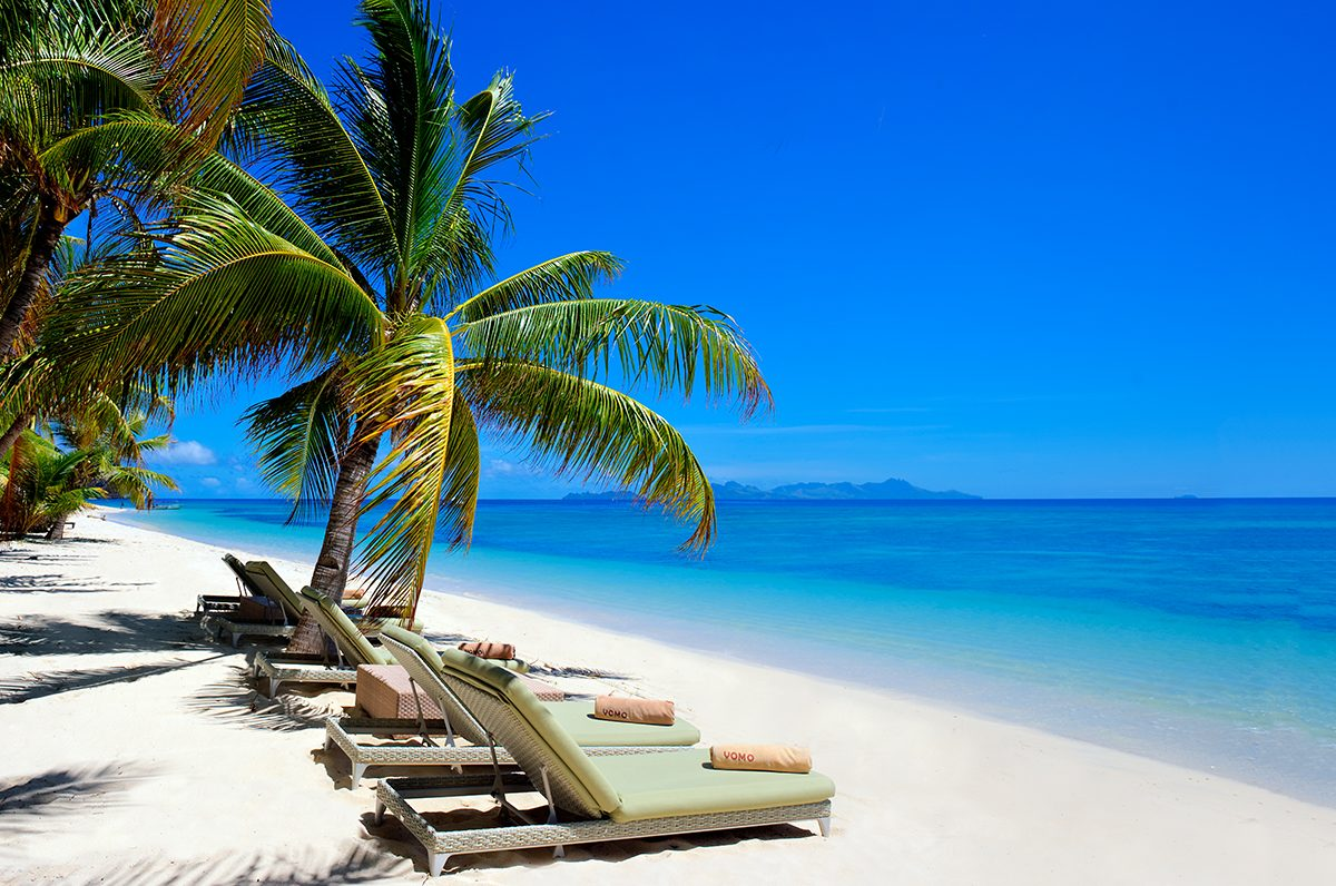 Mamanuca Islands - Resorts - Vomo Island Resort