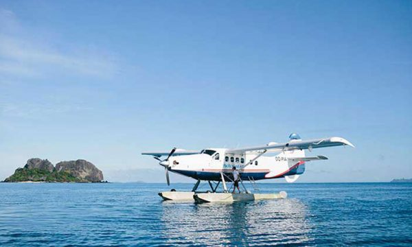 Mamanuca Islands - Transport - Pacific Island Air