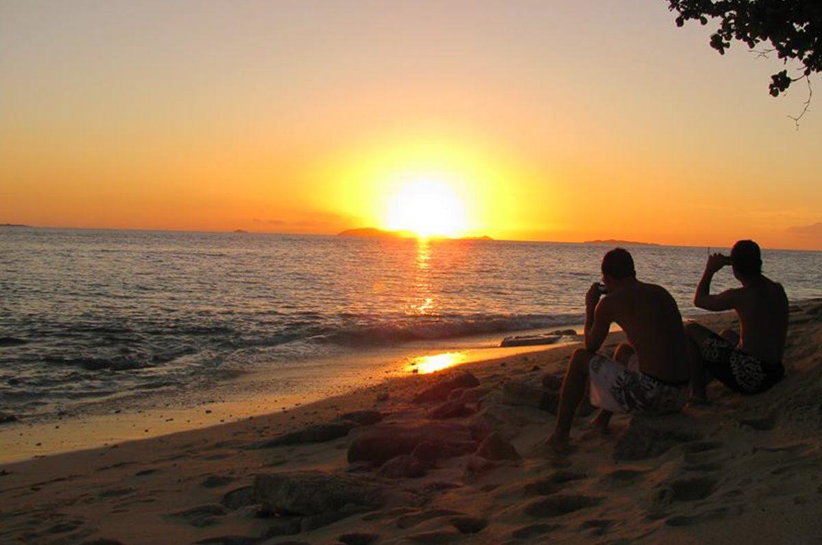 Mamanuca Islands - Resorts - Beachcomber Island Resort