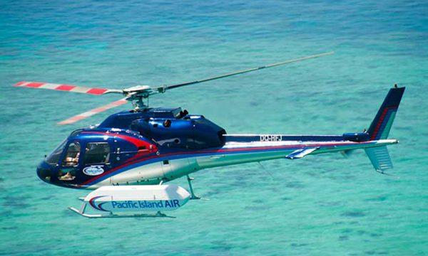 Mamanuca Islands - Transport - Pacific Island Air